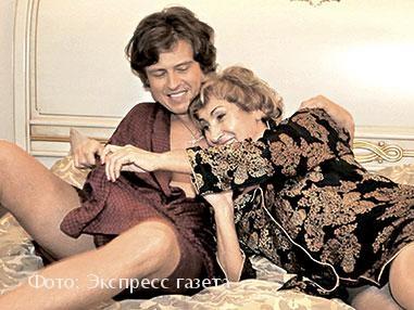 Прохор и Лариса Шаляпины