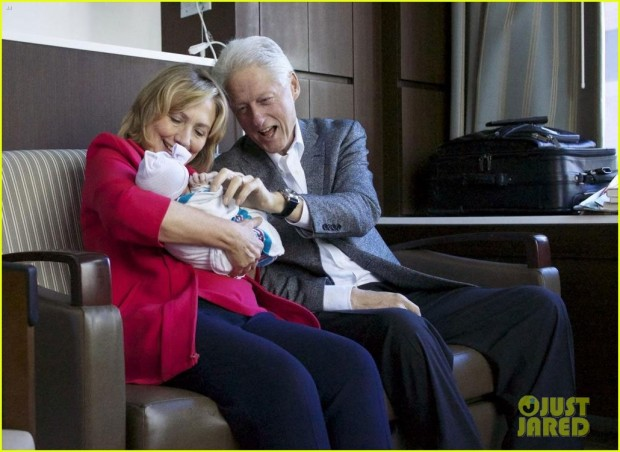 bill-clinton-shares-first-photo-of-chelsea-clintons-daughter-03