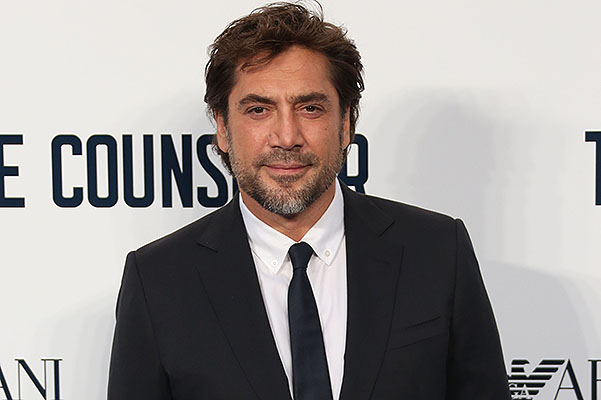 The Counselor Special Screening held at the Odeon West End cinema - Arrivals Featuring: Javier Bardem Where: London, United Kingdom When: 03 Oct 2013 Credit: Lia Toby/WENN.com