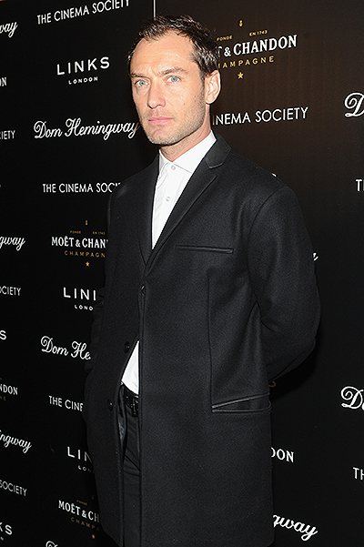 """The Cinema Society And Links Of London Host A Screening Of Fox Searchlight Pictures' """"Dom Hemingway"""" - Arrivals"""