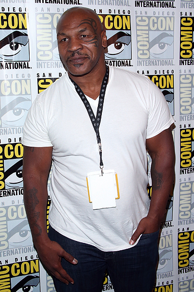 "Adult Swim's ""Mike Tyson Mysteries"" Panel - Comic-Con International 2014"