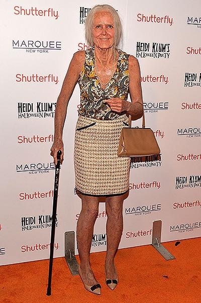 Shutterfly Presents Heidi Klum's Halloween At Marquee In New York