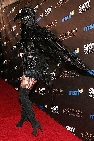 Heidi Klum's 10th Annual Halloween Party - Arrivals