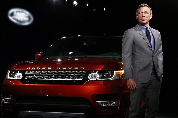 All-New Range Rover Sport Reveal in New York City
