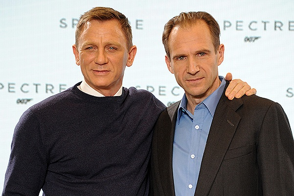 24th Bond Film Photocall