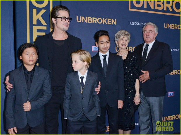 brad-pitt-brings-family-to-unbroken-hollywood-premiere-11
