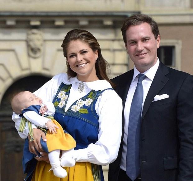 National Day of Sweden celebrations, Stockholm, Sweden - 06 Jun 2014