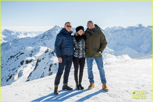 'Spectre' Photocall In Soelden