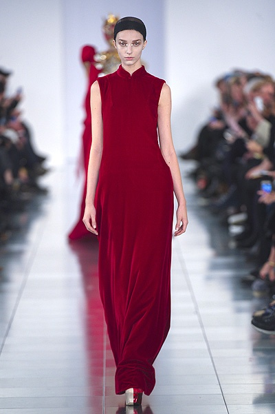 Maison Martin Margiela Couture Spring Summer 2015 Collection London