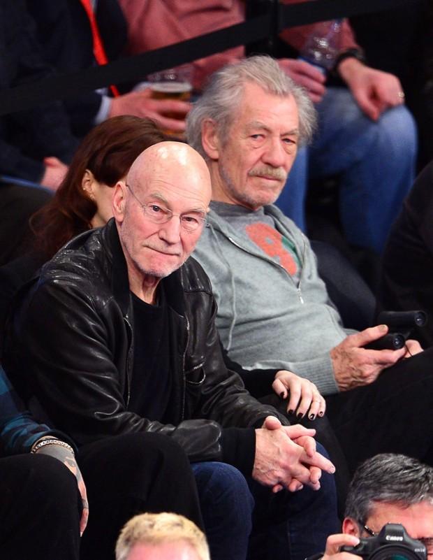 Celebrity Sightings In New York City - February 24, 2014