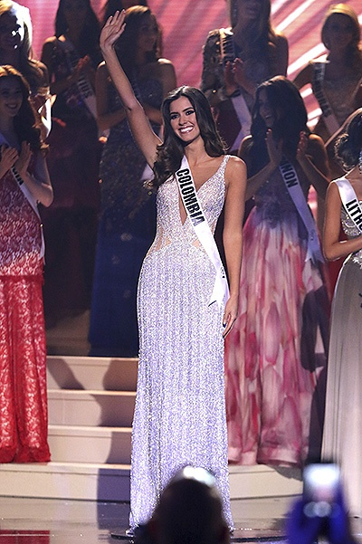 The 63rd Annual Miss Universe Pageant - Show