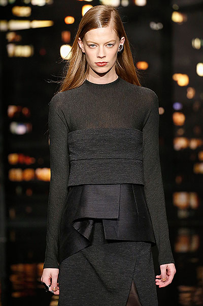 Donna Karan New YorkВ  - Runway - Mercedes-Benz Fashion Week Fall 2015