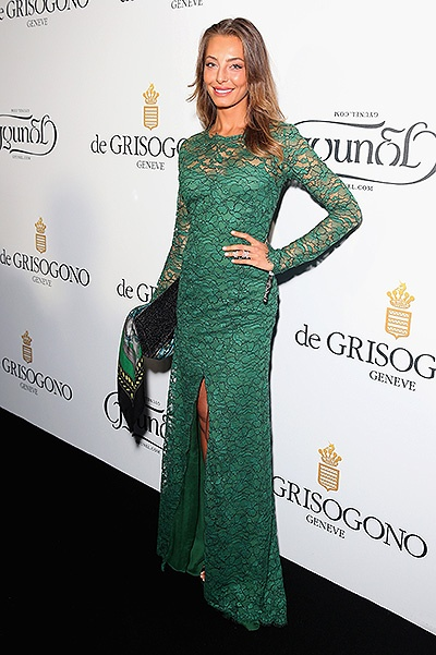 De Grisogono Divine In Cannes Dinner Party
