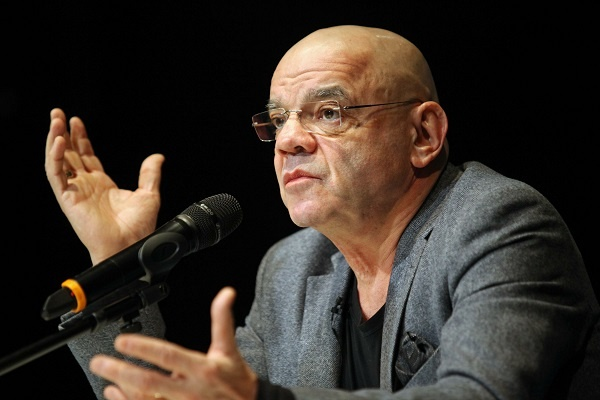 Master class of actor, stage director Konstantin Raikin