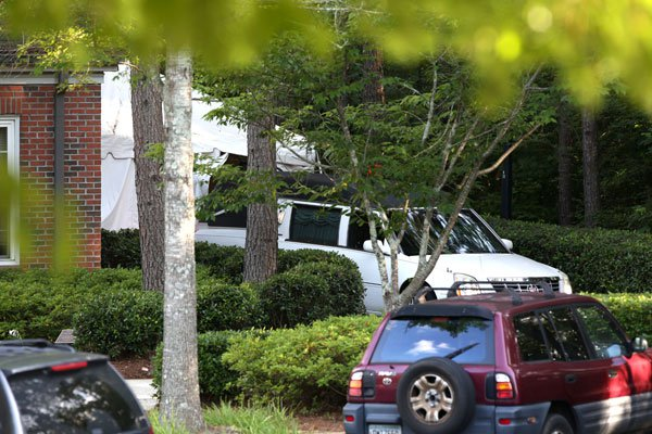 Another herse shows up at Peachtree Christian Hospice