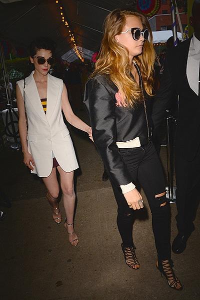 Celebrity Sightings In New York City - June 08, 2015