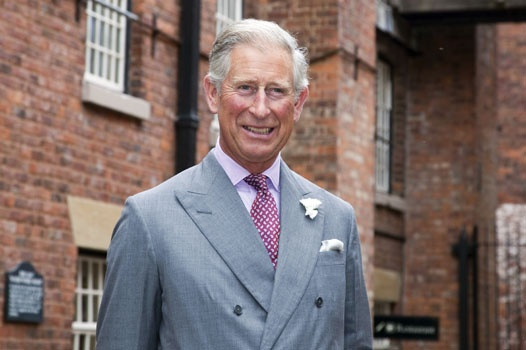 WILMSLOW, UNITED KINGDOM - JULY 16: Britain's Prince Charles tours the Quarry Bank Mill on July 16, 2010 in Wilmslow, Cheshire, England. The mill has recently been restored and is now a museum and the only water powered Georgian cotton mill still operating. IMAGE SUPPLIED BY MICHAEL DUNLEA / BARCROFT MEDIA LTD UK Office, London. T +44 845 370 2233 W www.barcroftmedia.com USA Office, New York City. T +1 212 564 8159 W www.barcroftusa.com Indian Office, Delhi. T +91 114 653 2118 W www.barcroftindia.com Australasian & Pacific Rim Office, Melbourne. E info@barcroftpacific.com T +613 9510 3188 or +613 9510 0688 W www.barcroftpacific.com