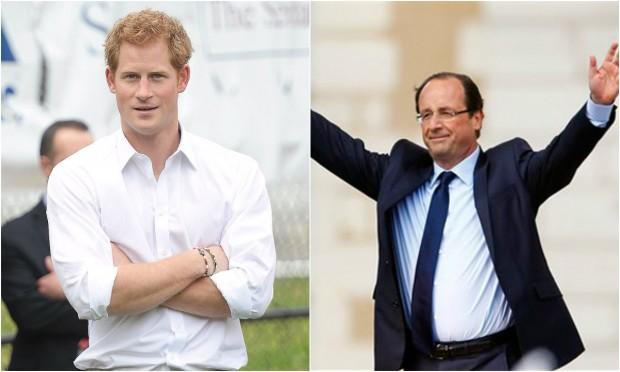 Принц Гарри и Франсуа Олланд оказались в списке самых стильных знаменитостей