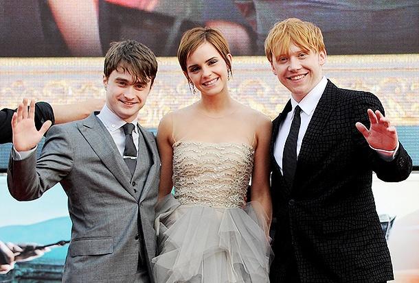 Названы имена актеров, которые сыграют в пьесе про Гарри Поттера