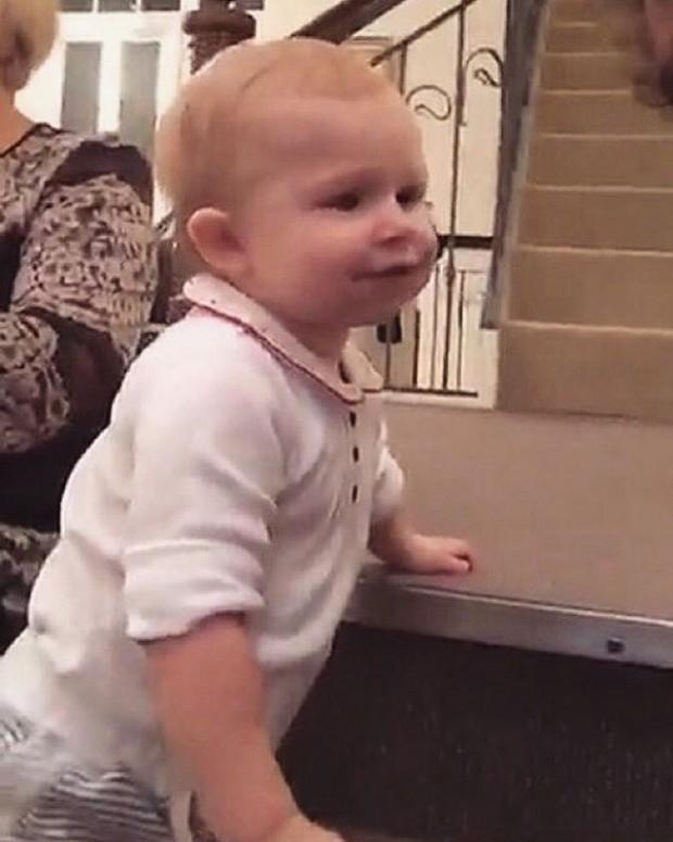 Панеттьери и Кличко показали фото с первого дня рождения дочки