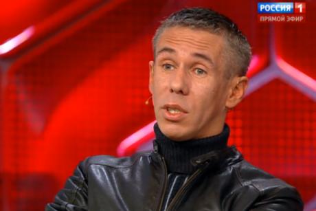 Алексей Панин в эфире ток-шоу