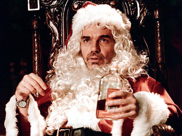«Плохой Санта-2» не попал на Рождество
