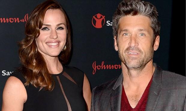 Дженнифер Гарнер встречается с Патриком Дэмпси?