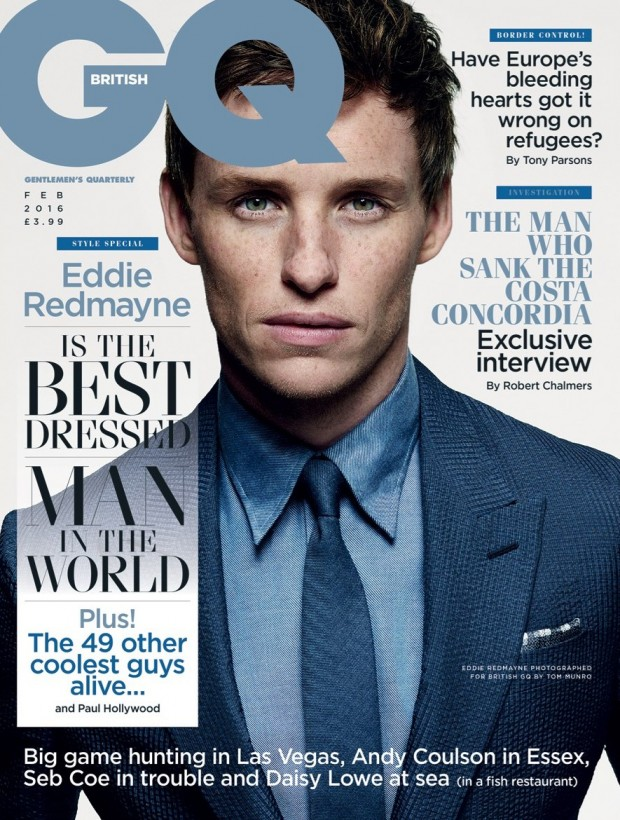 Британский GQ назвал имя самого стильного мужчины в мире