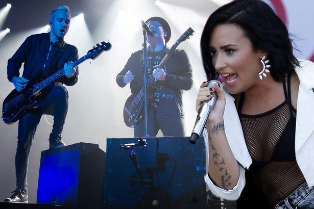 Fall Out Boy выпустили новый клип с Деми Ловато