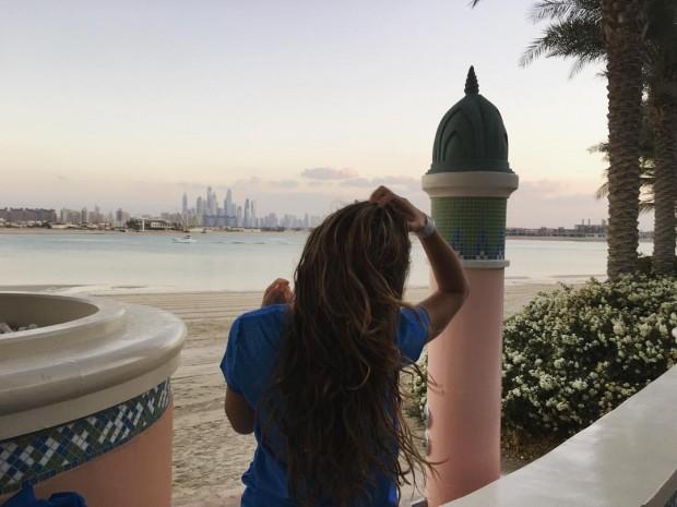 Дмитрий Маликов отдохнул с семьей в самом дорогом отеле в Арабских Эмиратах