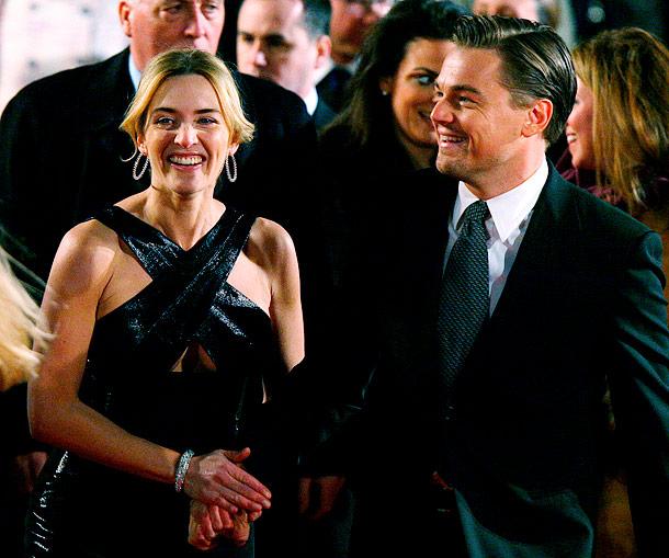 """Кейт Уинслет призвала Академию """"дать наконец Ди Каприо """"Оскар"""""""
