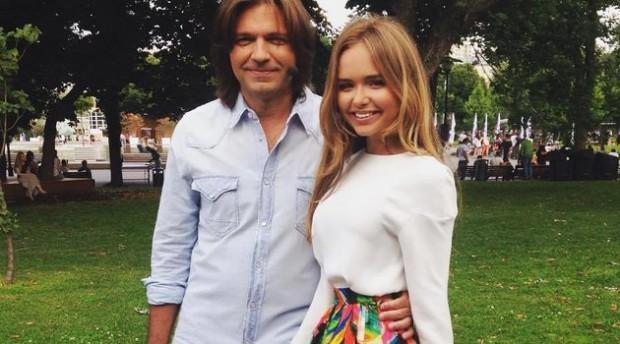 Дмитрий Маликов не верит в музыкальное будущее своей дочери Стефании