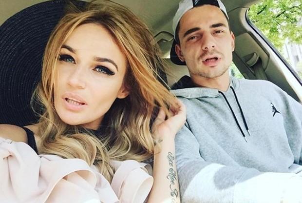 Парень Алены Водонаевой набил откровенное тату с ее грудью