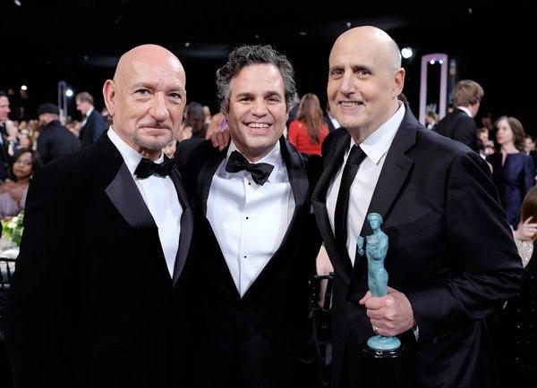 Гильдия киноактеров США раздала свои награды