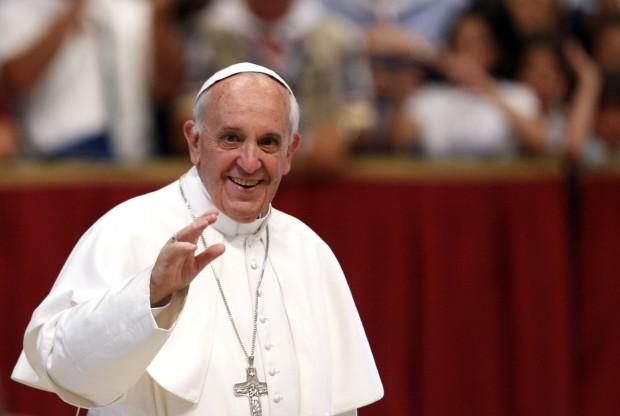 Папа римский сыграет в кино