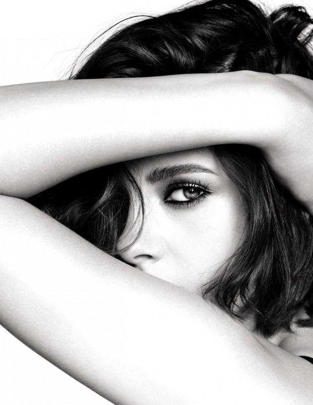 Кристен Стюарт - новое лицо косметики от Chanel