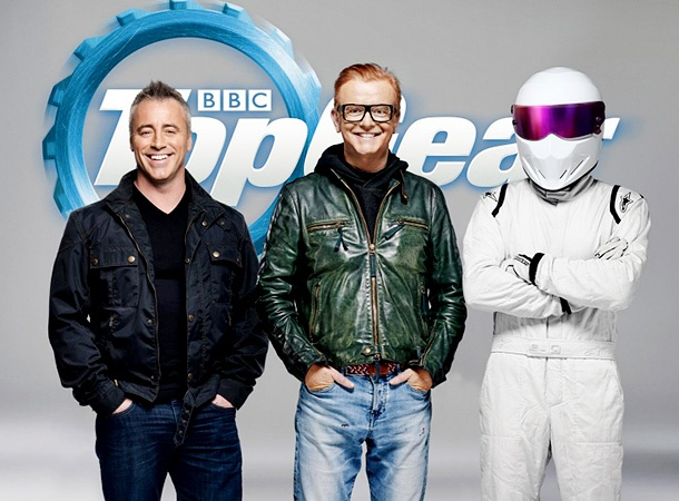 Мэтт ЛеБлан стал ведущим Top Gear