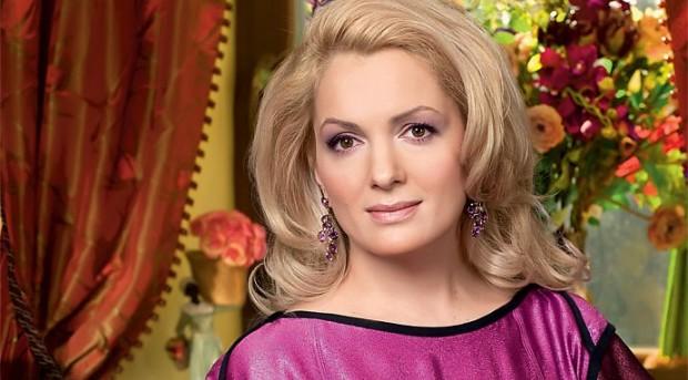 Мария Порошина назвала дочь именем греческого происхождения