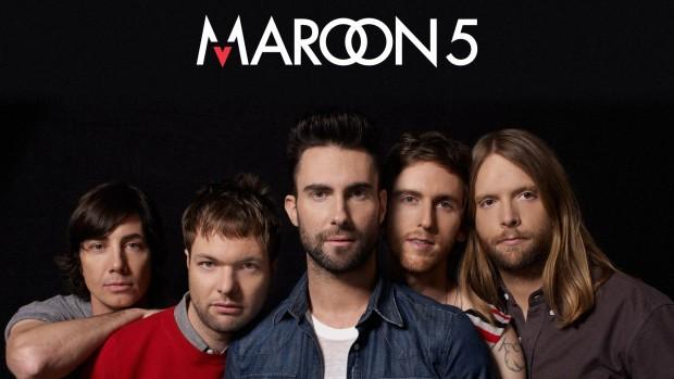 Maroon 5 едут в Россию