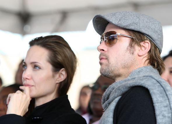 Анджелина Джоли и Брэд Питт сделали себе одинаковые тату, чтобы спасти брак