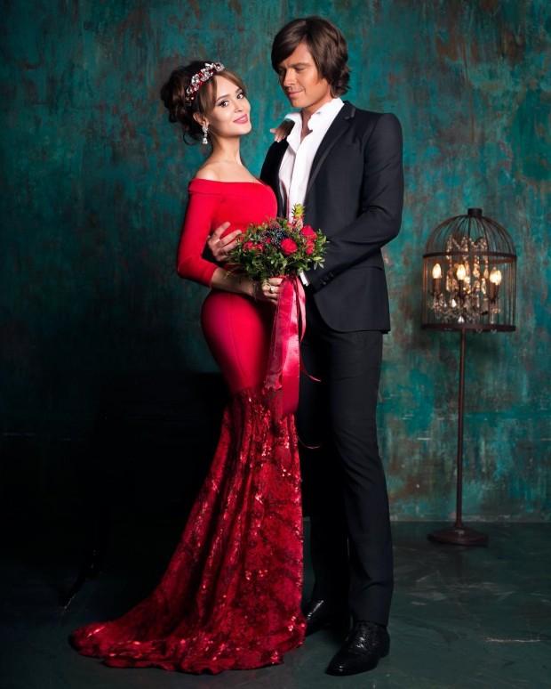 Свадьба прохора шаляпина и анны калашниковой фото
