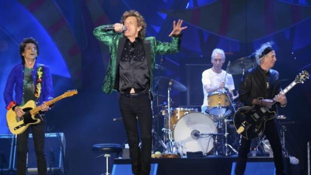 На концерте Rolling Stones был застрелен работник сцены