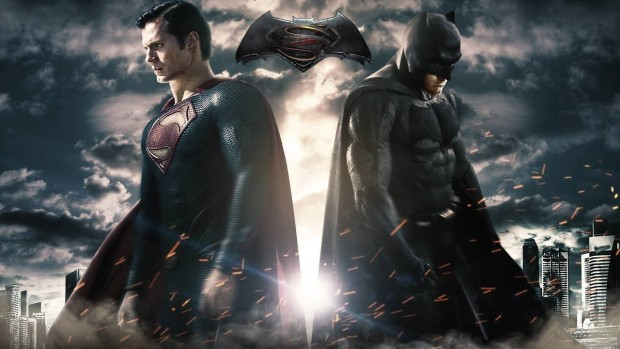 Бэтмен против Супермена