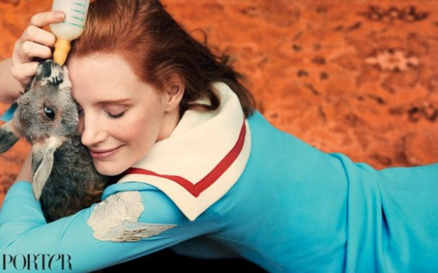 jessica-chastain-wears-shirt-by-marc-jacobs-photographed-by-ryan-mcginley-for-porter