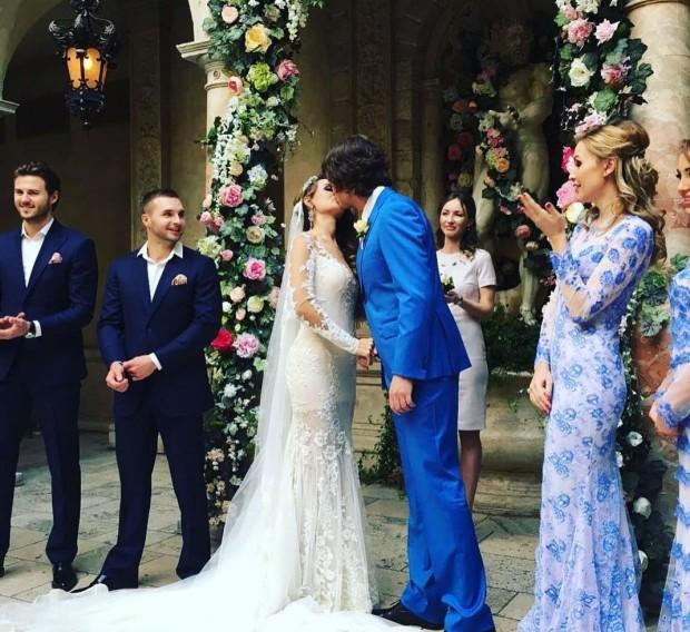 объемного свадьба прохора шаляпина и анны калашниковой фото этого