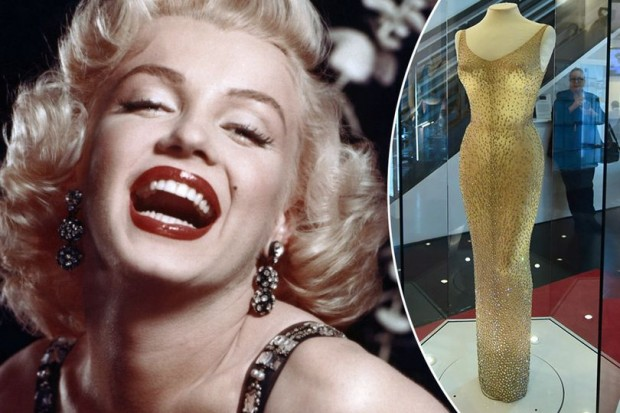 Marilyn-Monroe-dress-sold-at-auction