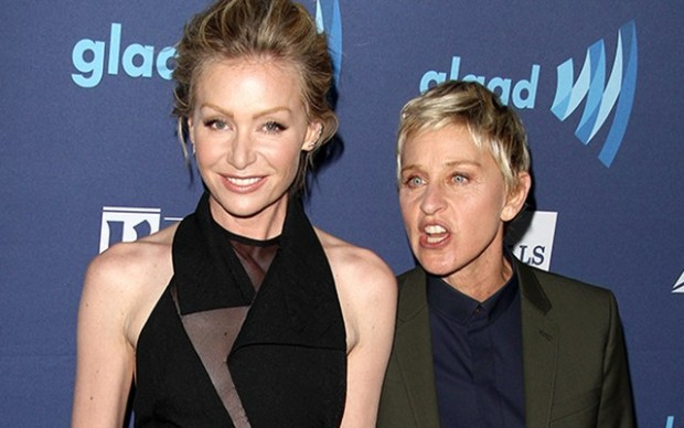 The 26th Annual GLAAD Media Awards in LA