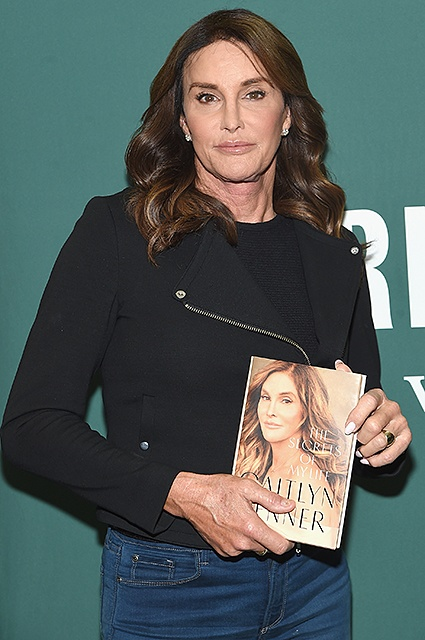 """Caitlyn Jenner Signs Copies Of Her New Book """"The Secrets of My Life"""""""