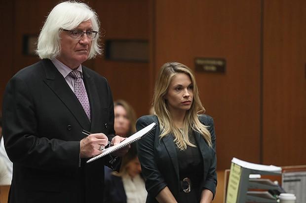 Dani Mathers Court Appearance
