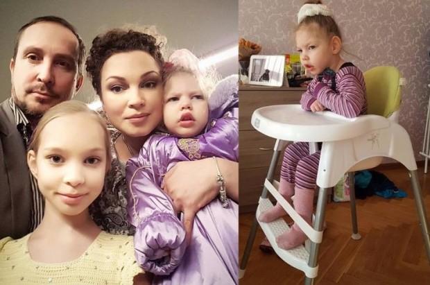 Певец Данко борется с болезнью дочери - 1